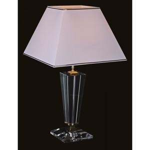 Настольная лампа Белый Preciosa Standart 31 7037 001 99 05 01 00