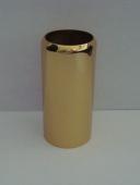 стаканчик металлический №11 (цвет золото)