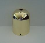стаканчик металлический №12  (цвет золото)