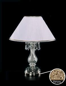 Настольная лампа Хрусталь Elite Bohemia Standart S 101/1/03