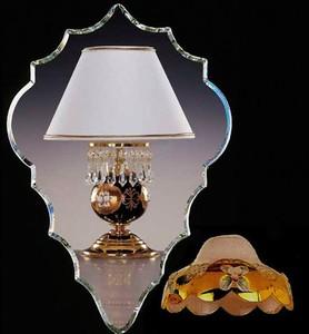 Настольная лампа Белый Elite Bohemia Standart S 522/1/31