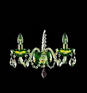 Бра Зеленый Elite Bohemia Standart N 522/2/35