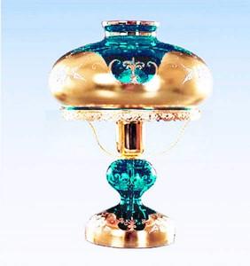 Настольная лампа Синий Elite Bohemia Standart S 523/1/33