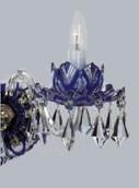 Бра Синий Elite Bohemia Standart N 600/1/13