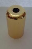 стаканчик металлический №1 (цвет золото)
