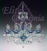 Подвесная люстра Синий Elite Bohemia Standart L 522/8/33