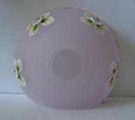 чашка смальта розовая №46
