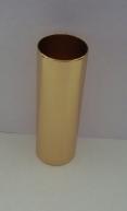 стаканчик металлический №4 (цвет золото)