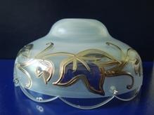 чашка с серебряным рисунком №6