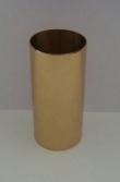 стаканчик металлический №7 (цвет золото)