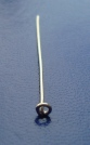 Гвоздик №8 (цвет никель)