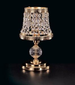 Настольная лампа Хрусталь Elite Bohemia Standart S 710/1/05