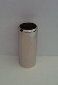 стаканчик металлический №9 (цвет никель)