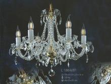 Подвесная люстра Хрусталь Elite Bohemia Standart L 108/6/01