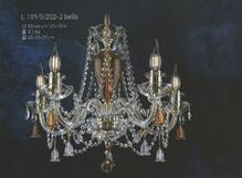 Подвесная люстра Хрусталь Elite Bohemia Standart L 109/5/202-2 bells