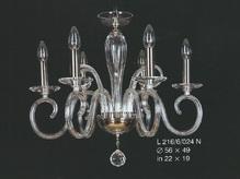 Подвесная люстра Хрусталь Elite Bohemia  L 216/6/024 N