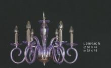 Подвесная люстра Сирень Elite Bohemia Standart L 216/6/60 N