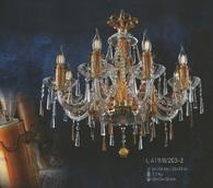 Подвесная люстра Topas Elite Bohemia Standart L 419/8/203-2