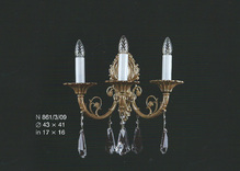 Бра  Elite Bohemia Standart N 861/3/09
