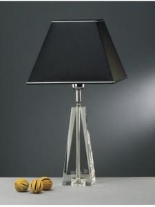 Настольная лампа Черный Preciosa Standart 32 7047 001 06 05 00 00