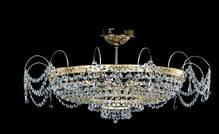 Подвесная люстра Хрусталь Preciosa Standart CA 3205/01/009 (55 3205 009 07 00 01 40)