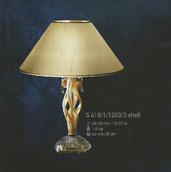 Настольная лампа Хрусталь Elite Bohemia Standart S 418/1/1203/3 shell