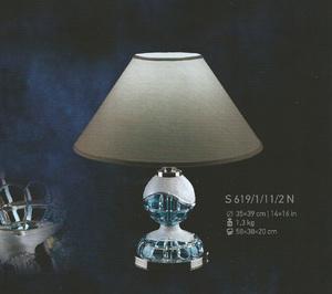 Настольная лампа Хрусталь Elite Bohemia  S619/1/11/2