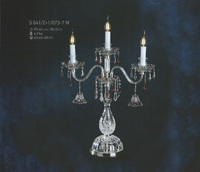 Настольная лампа Хрусталь Elite Bohemia Standart S841/2+1/073-7