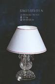 Настольная лампа Хрусталь Elite Bohemia Standart S841/1/073-7/1