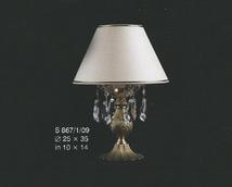 Настольная лампа  Elite Bohemia Standart S 867/1/09