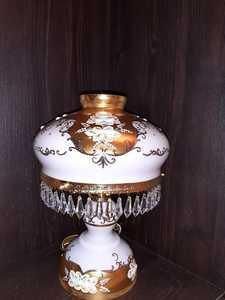 Настольная лампа Белый Elite Bohemia Standart S 524/1/31